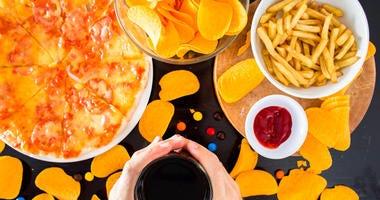 unhealthy eating