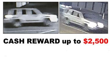 wanted vehicle Warren hit and run
