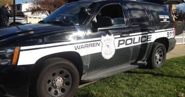 Warren Police Car