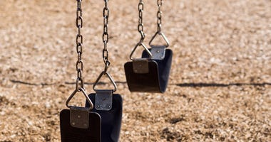 swings playground