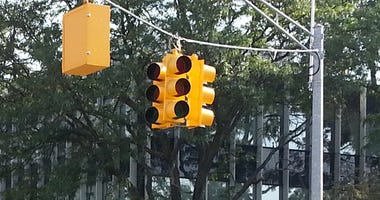 traffic lights out power outage