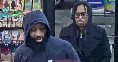 triple shooting suspects
