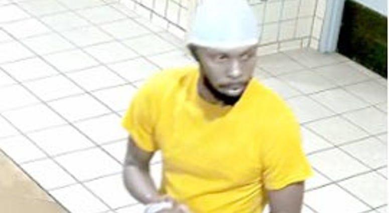 upskirt suspect
