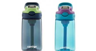 water bottles recalled