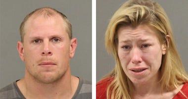 Wayne couple charged