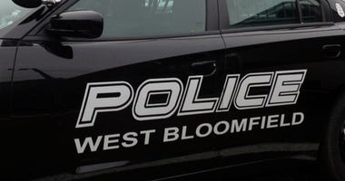 West Bloomfield Police Car