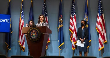 whitmer news conference