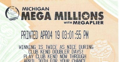 winning mega millions ticket