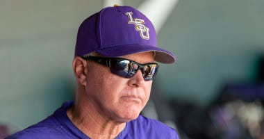 LSU Coach Paul Mainieri