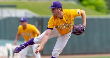 LSU baseball's Landon Marceaux