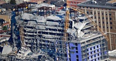 Hard Rock collapse
