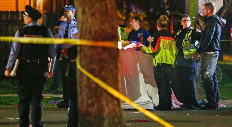 Mardi Gras fatality