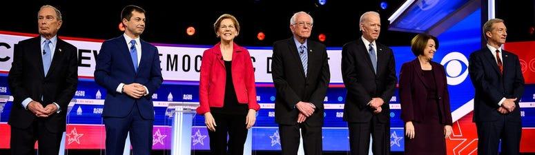 Dem Debate 2020