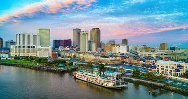 New Orleans leads way in industry wide slowdown