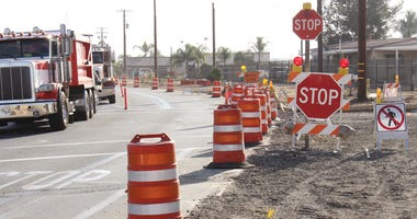 Goodnews, road repairs progressing due to light traffic