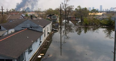 New book on Katrina blames Corps of Engineers for bad levees