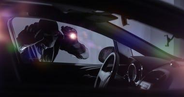 Car burglar