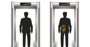 TSA finding more guns at checkpoints