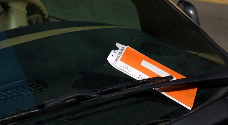 Parking tickets