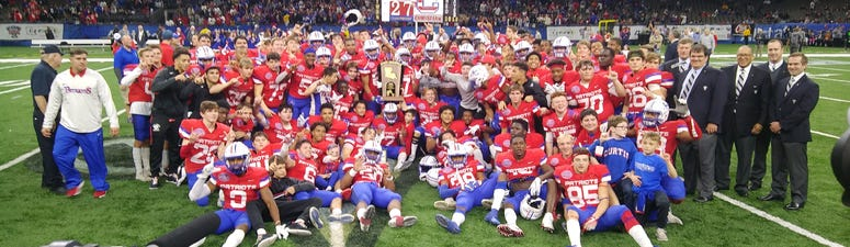 John Curtis defeats Catholic High to win first state title in five years