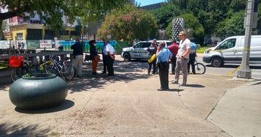 NOPD investigates shooting near Duncan Plaza