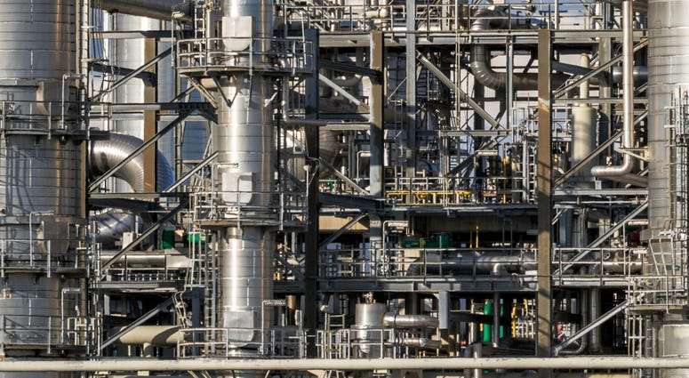 Shell oil looking to sell Convent refinery, salt dome