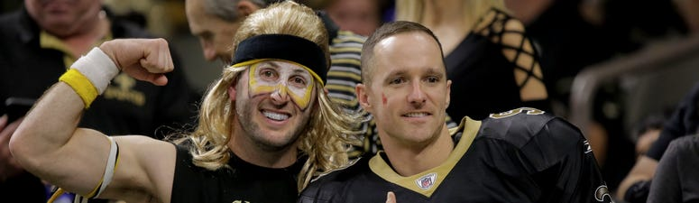 Saints claim best fan experience award for 3rd year in a row