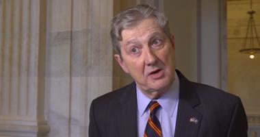 Senator Kennedy reacts to Democrat leadership letting coronavirus SBA funding run dry