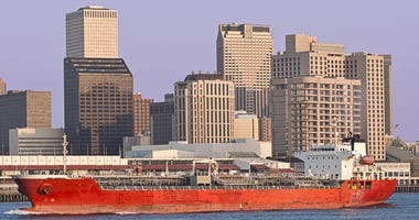 N.O. ranked #1 in business as a logistics leader for 2020