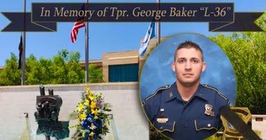 Trooper Dies