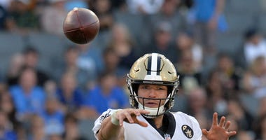 Saints preseason schedule finalized