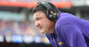 LSU's Ed Orgeron vows to work harder this year