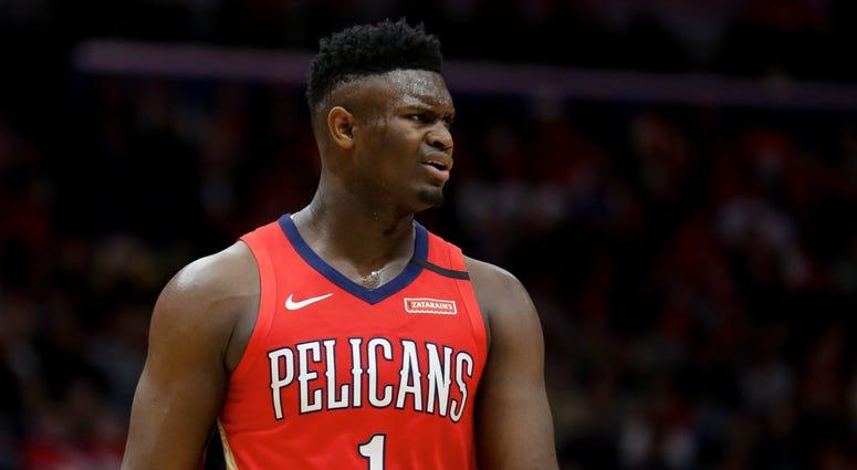 NBA, Pelicans