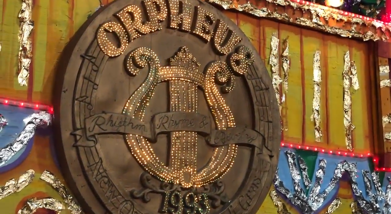 Orpheus offers early look at floats