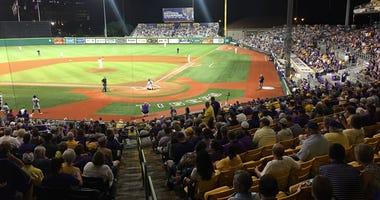 Alex Box Stadium LSU Tigers baseball