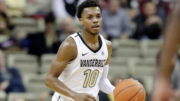 Darius Garland, PG, Vanderbilt