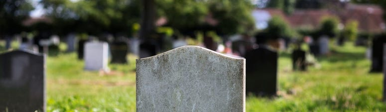 Company Launches Grave Cameras So Grievers Can Have 'Virtual Burial Visits'