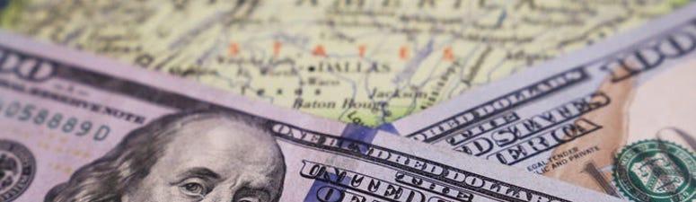 Map Shows How Stimulus Proposals Would Impact Unemployment Benefits