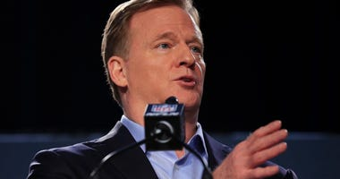 NFL Commissioner Roger Goodell Admits Fault in Not Addressing George Floyd Protests Sooner