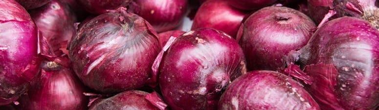 Salmonella Outbreak Linked to Red Onions, Health Officials Say