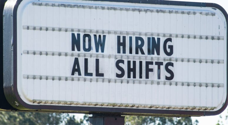 Help Wanted job hiriing