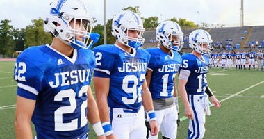 Jesuit Blue Jays high school football