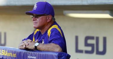 LSU baseball coach Paul Mainieri