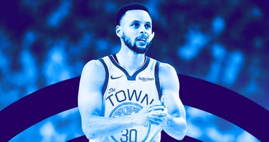 Stephen Curry has been inconsistent in the Golden State Warriors' 2019 playoff series against the Houston Rockets.