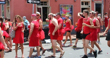 26th annual Red Dress Run canceled due to COVID-19 Pandemic