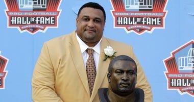 Willie Road NFL Hall of Fame