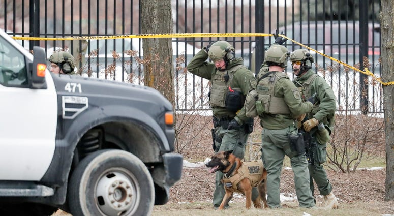 Police: Gunman killed 5 at at Milwaukee brewery complex before dying