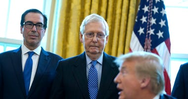 McConnell: Impeachment 'diverted attention' from coronavirus
