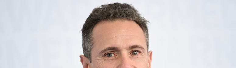 CNN's Cuomo, with coronavirus, completes show from basement
