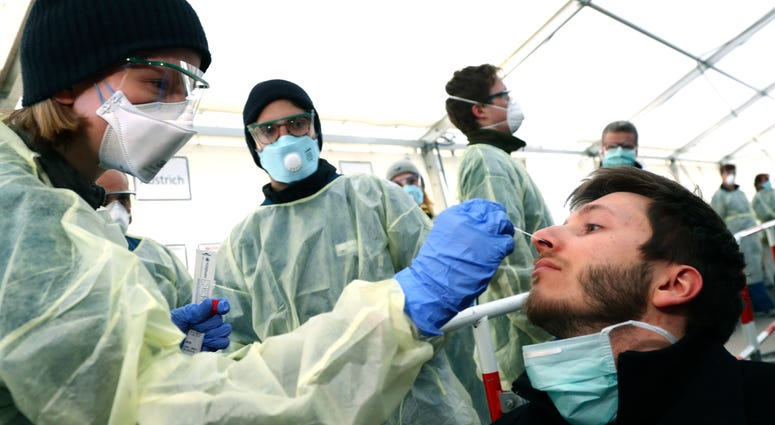 Mass testing, empty ICUs: Germany scores early against virus
